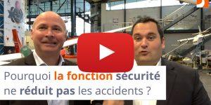 Pourquoi la fonction sécurité ne réduit pas les accidents ?
