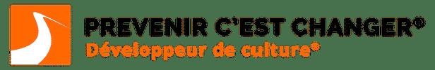 Logo Prévenir c'est changer - COBEL - Développeur de culture